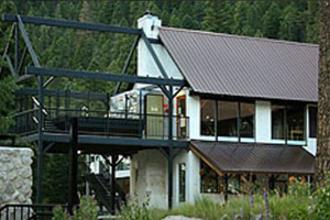 taos ski valley ski in and out  hotels