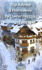 taos by owner rentals